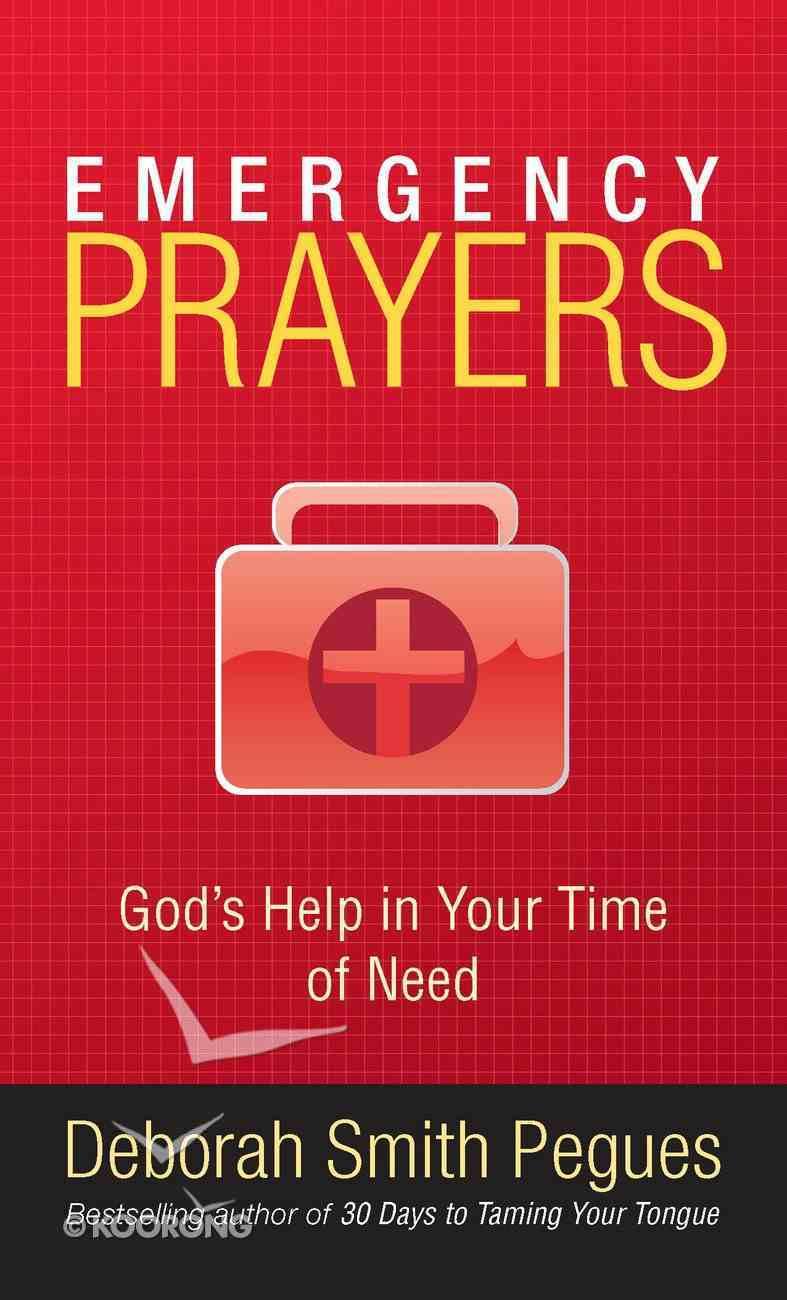 Emergency Prayers eBook