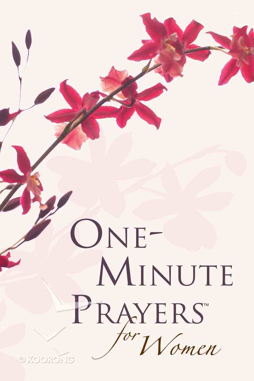 One-Minute Prayers For Women (Gift Edition) eBook