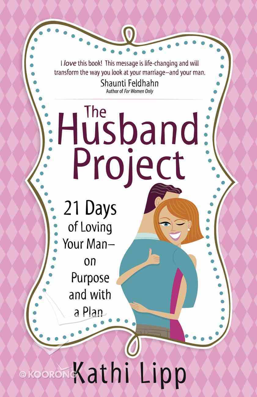 The Husband Project eBook