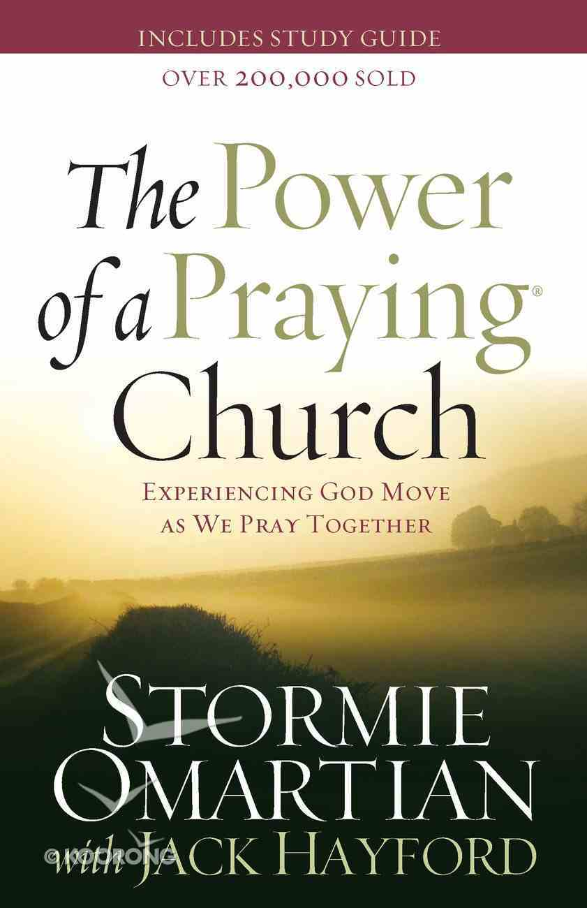The Power of a Praying Church eBook