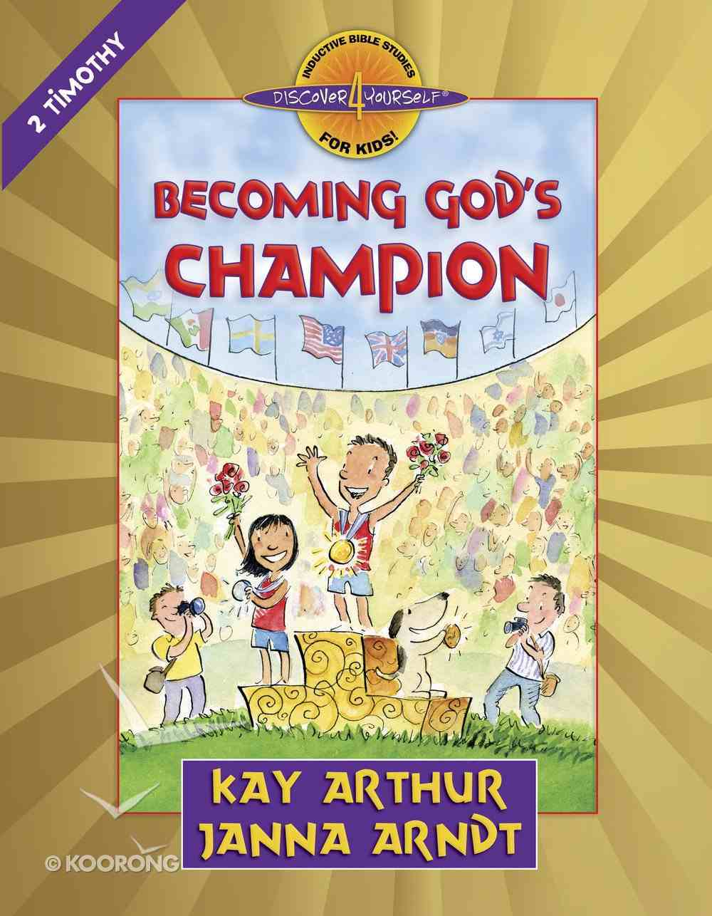 Becoming God's Champion (Discover For Yourself Bible Studies Series) eBook