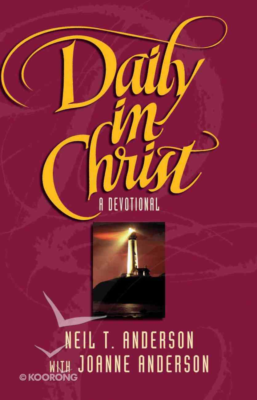 Daily in Christ eBook