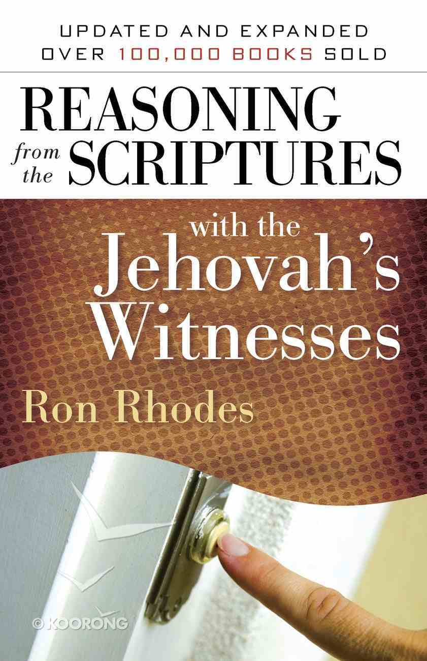 Reasoning From the Scriptures With the Jehovah's Witnesses eBook