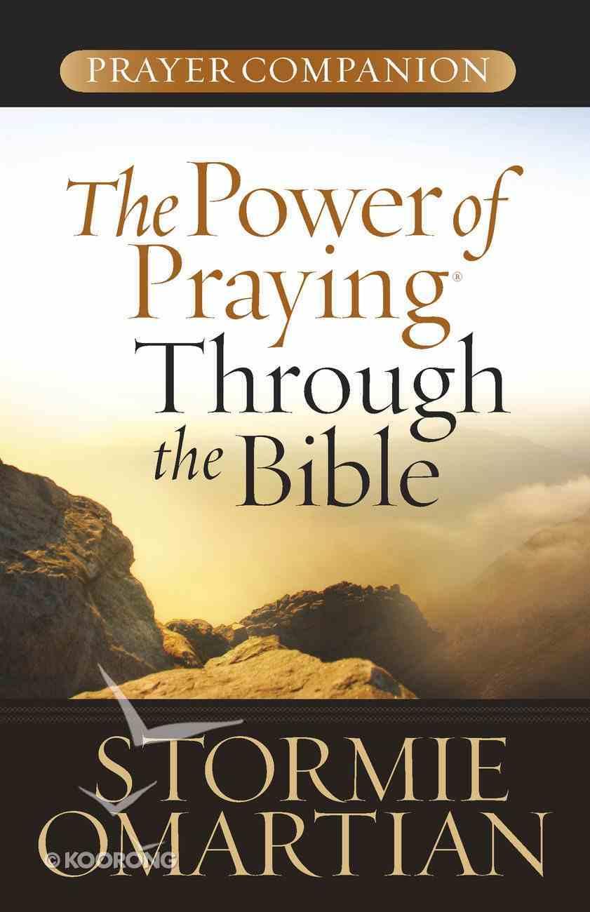 The Power of Praying Through the Bible eBook