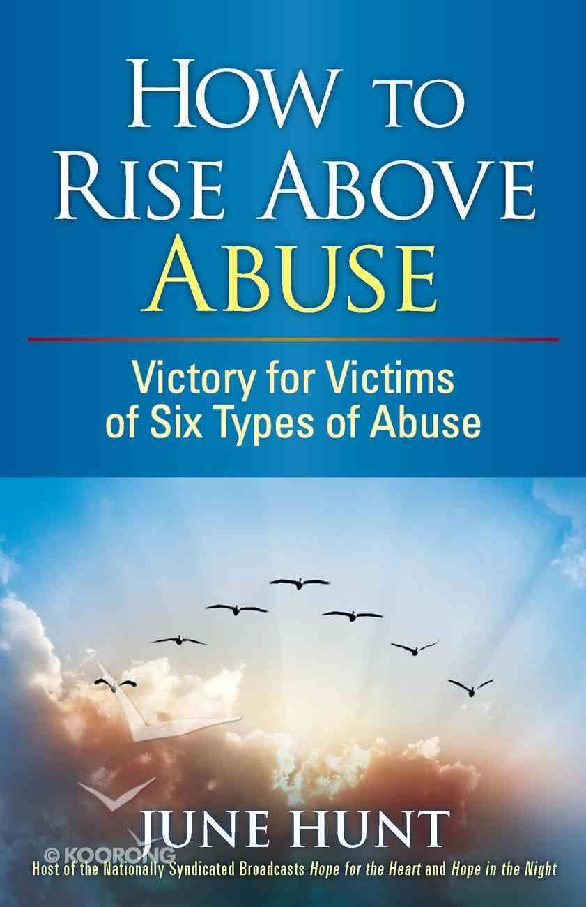 How to Rise Above Abuse eBook