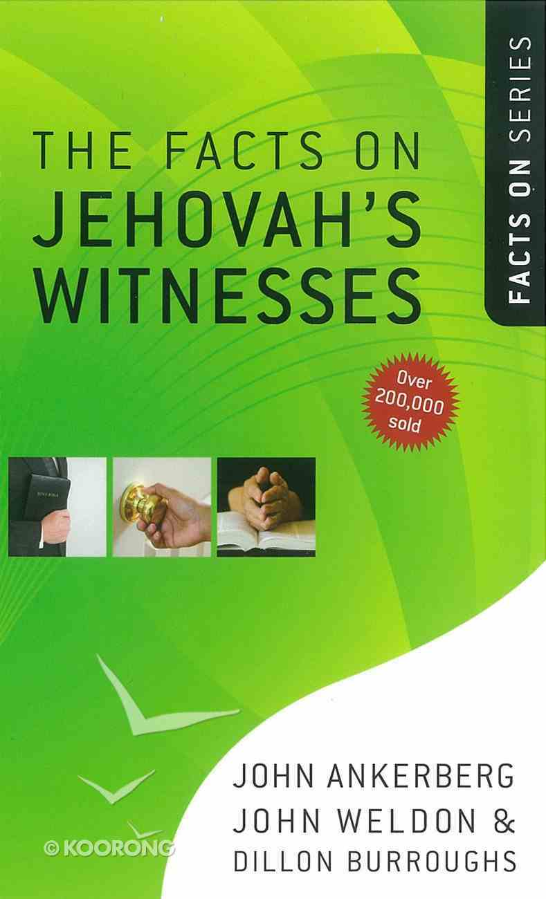 The Facts on Jehovah's Witnesses eBook