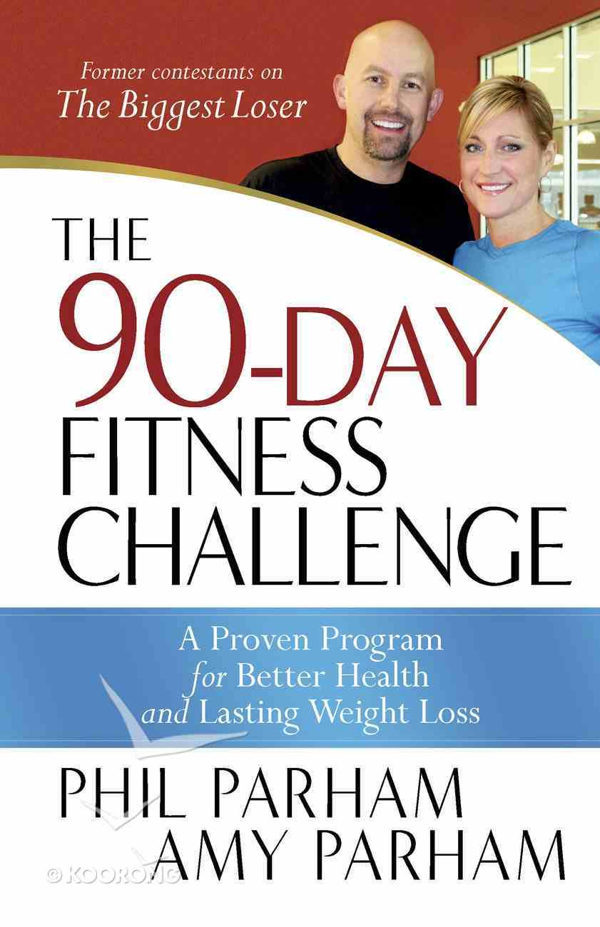 The 90-Day Fitness Challenge eBook