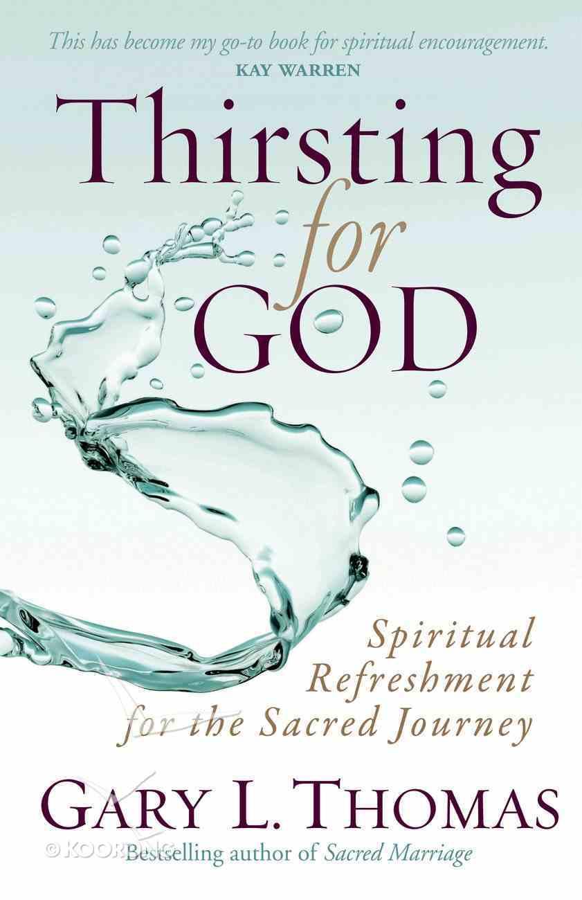 Thirsting For God eBook