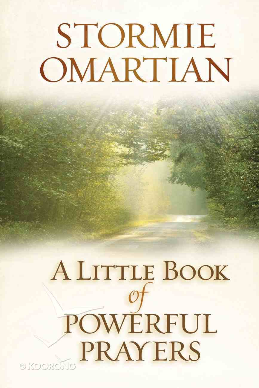 A Little Book of Powerful Prayers eBook