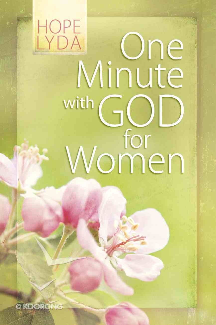 One-Minute With God For Women (Gift Edition) eBook