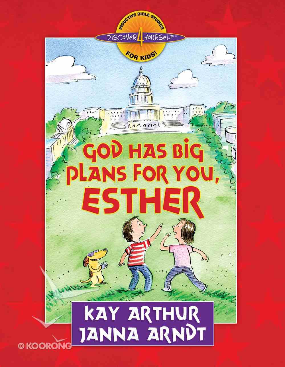 God Has Big Plans For You, Esther (Discover For Yourself Bible Studies Series) eBook