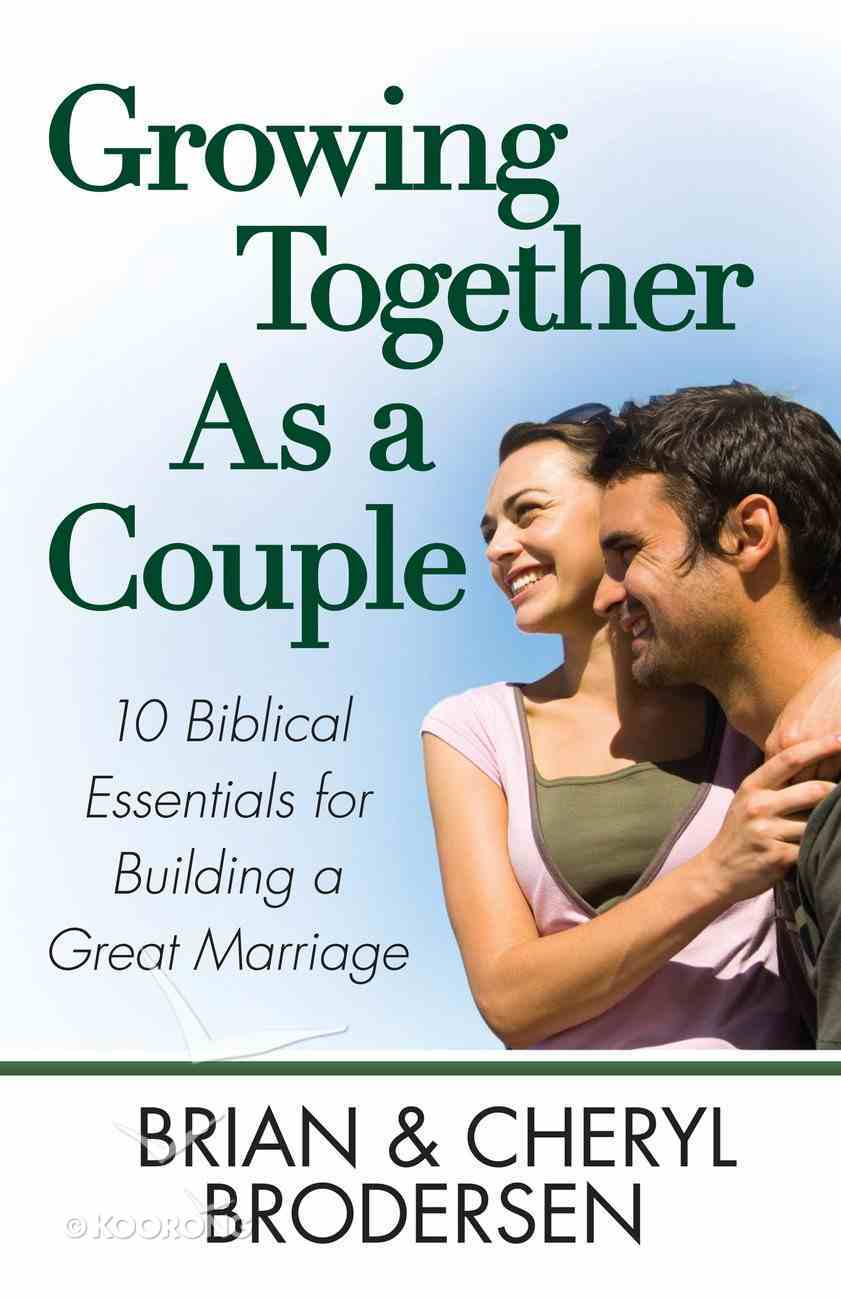 Growing Together as a Couple eBook