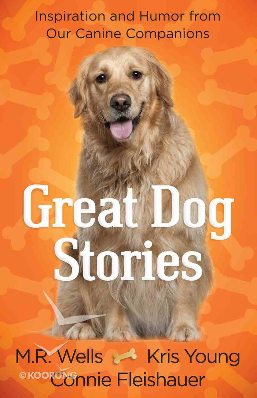 Great Dog Stories eBook