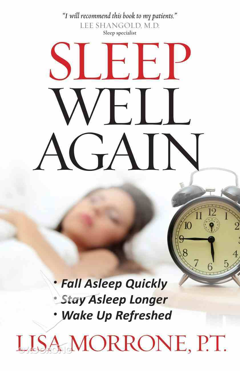 Sleep Well Again eBook