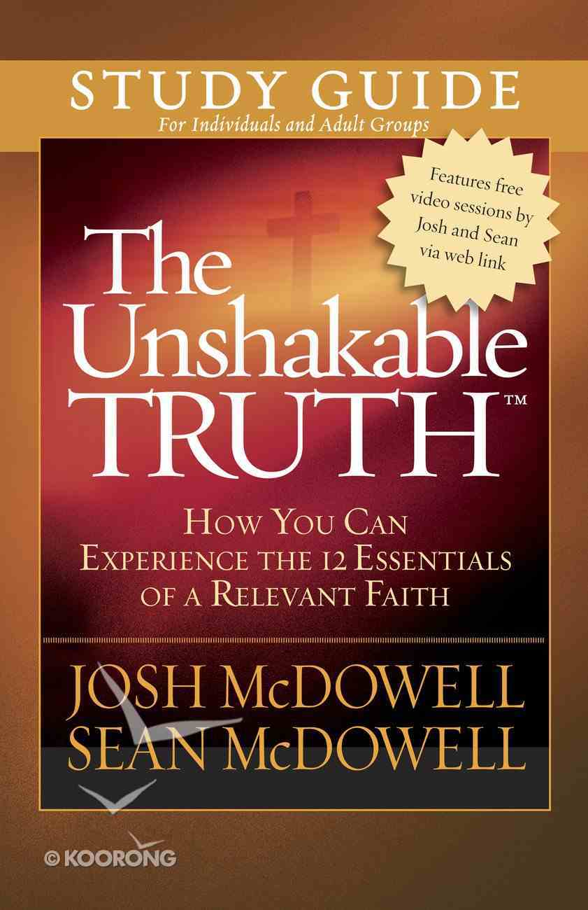 The Unshakable Truth (Study Guide) eBook