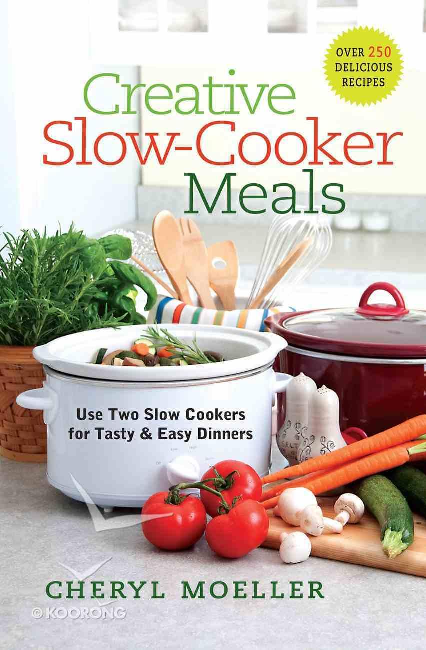 Creative Slow-Cooker Meals eBook