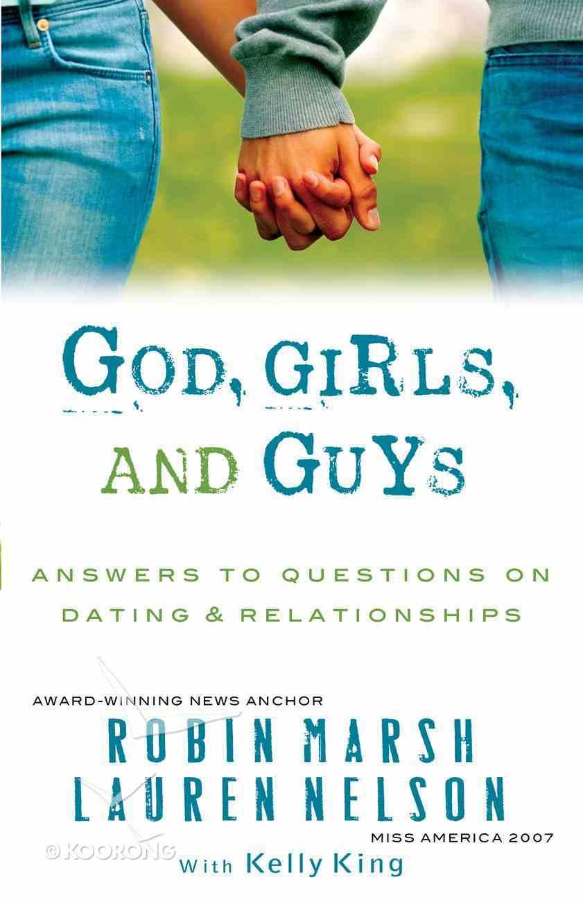 God, Girls, and Guys eBook