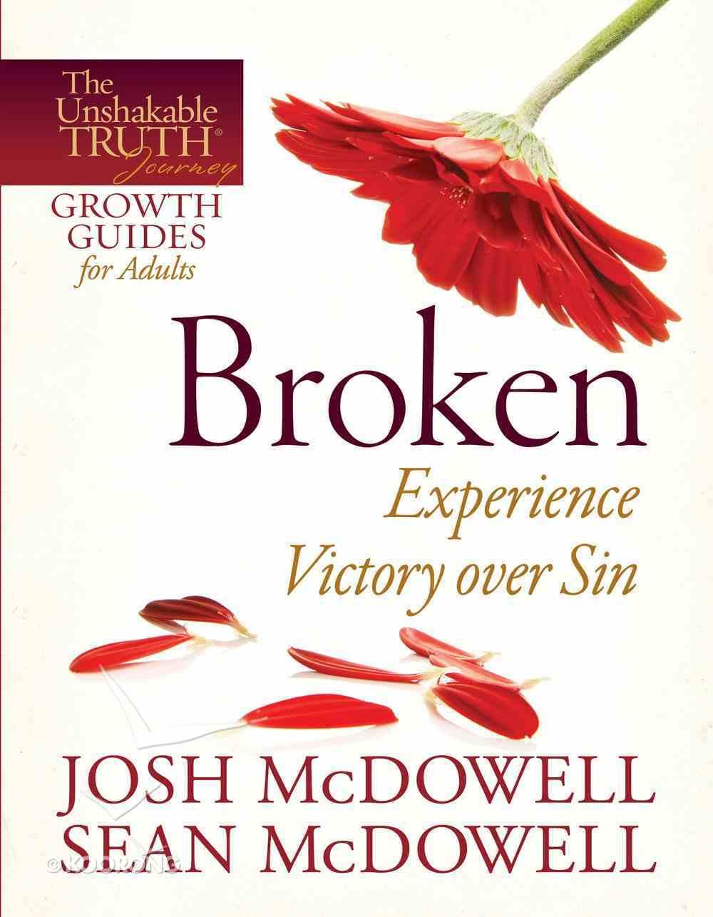 Unshakeble Truth Journey: Broken (Growth Guide) eBook