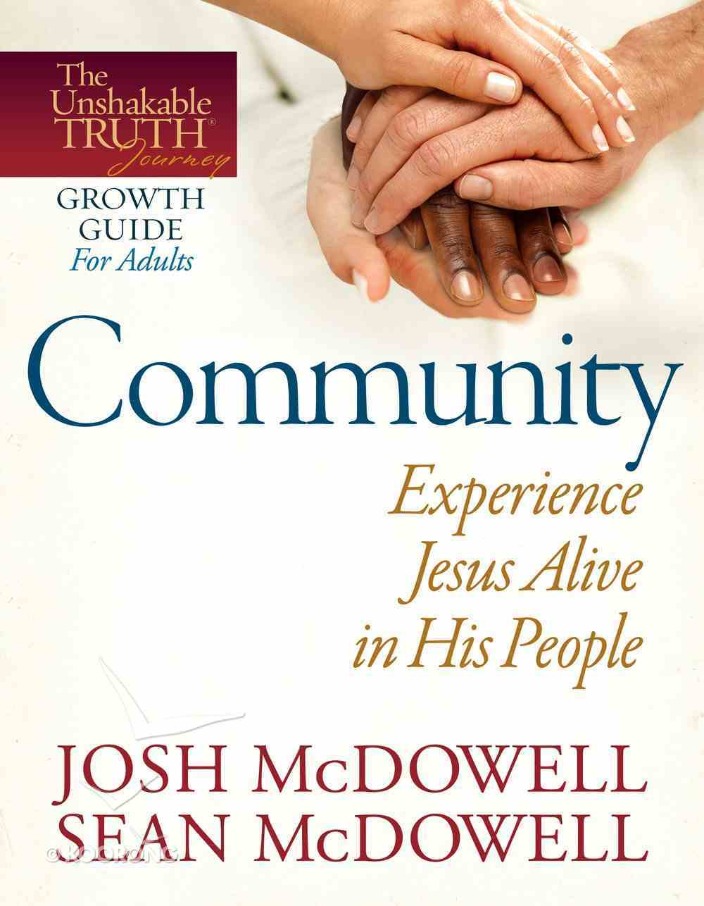 Unshakable Truth Journey: Community (Growth Guide) eBook