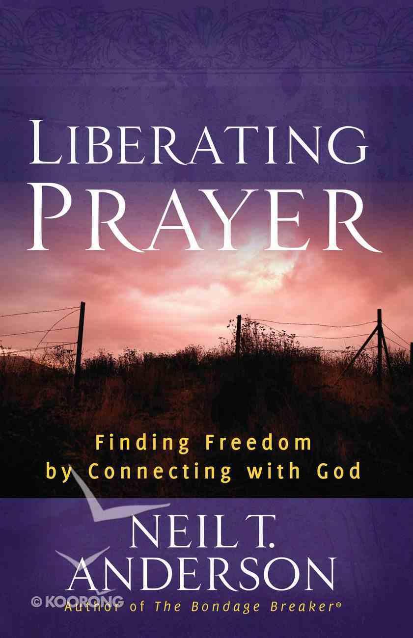 Liberating Prayer eBook