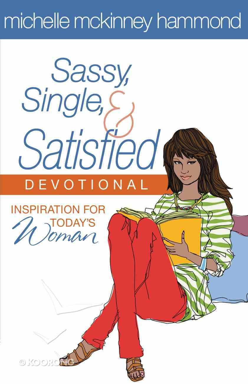 Sassy, Single, & Satisfied Devotional eBook