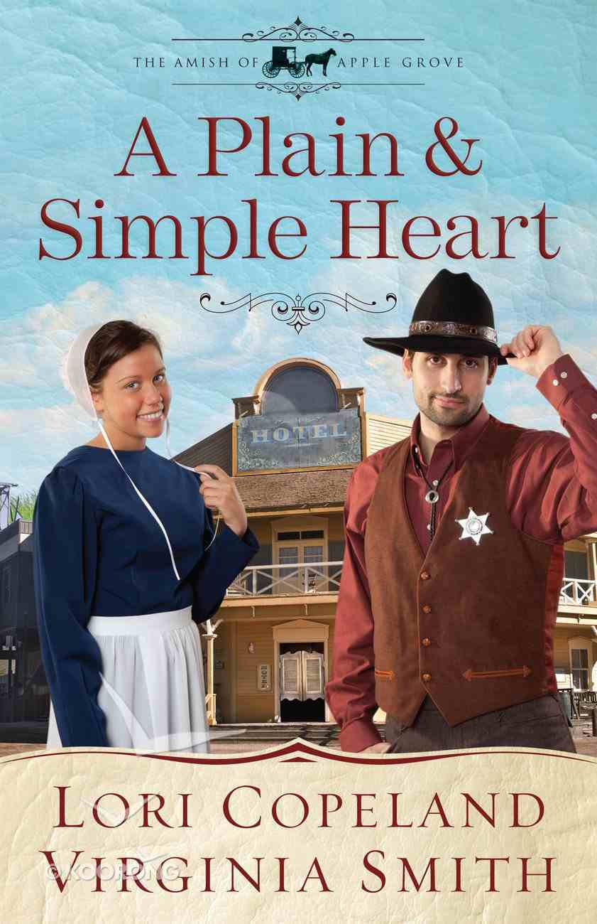 A Plain and Simple Heart (#02 in The Amish Of Apple Grove Series) eBook