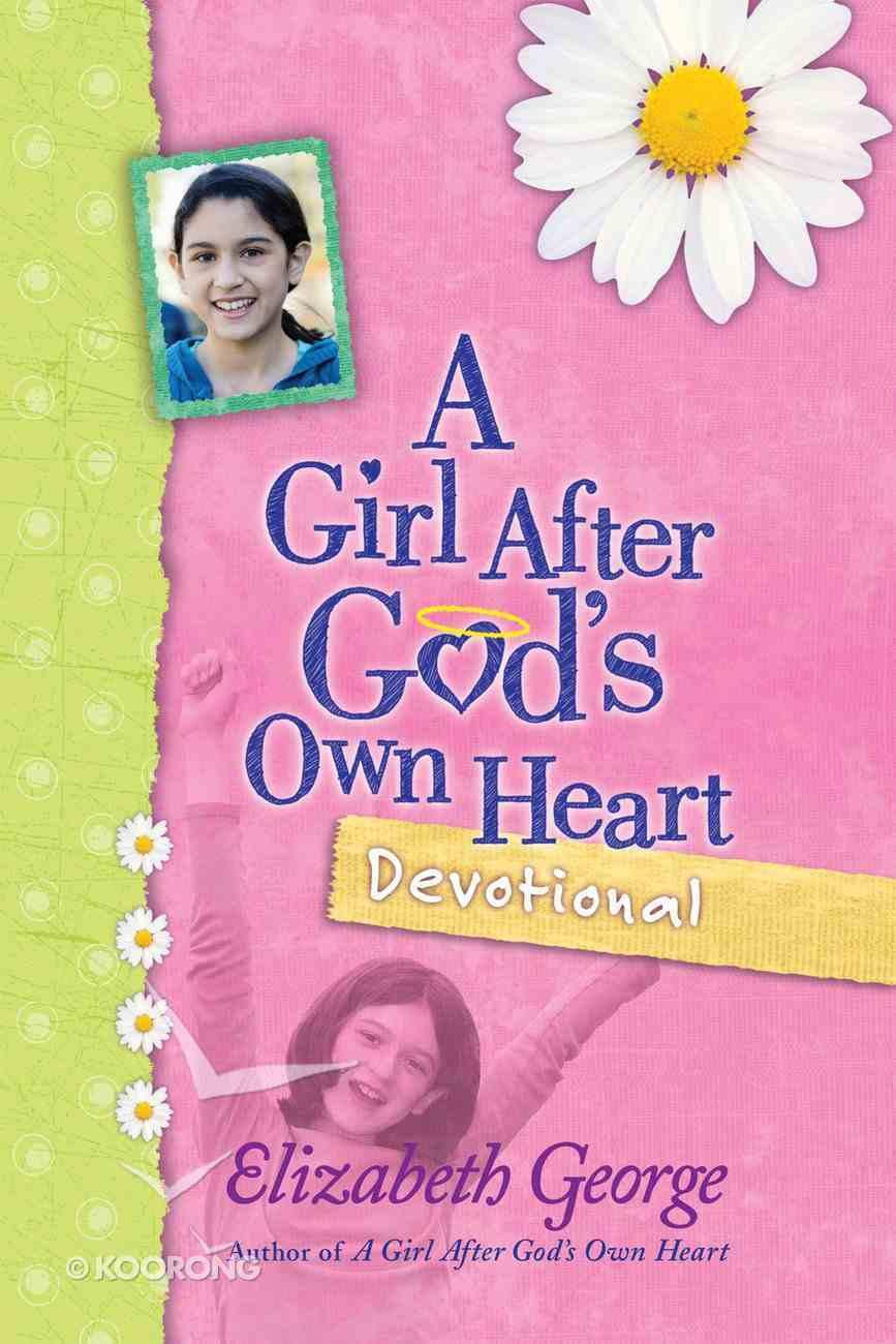 A Girl After God's Own Heart Devotional eBook