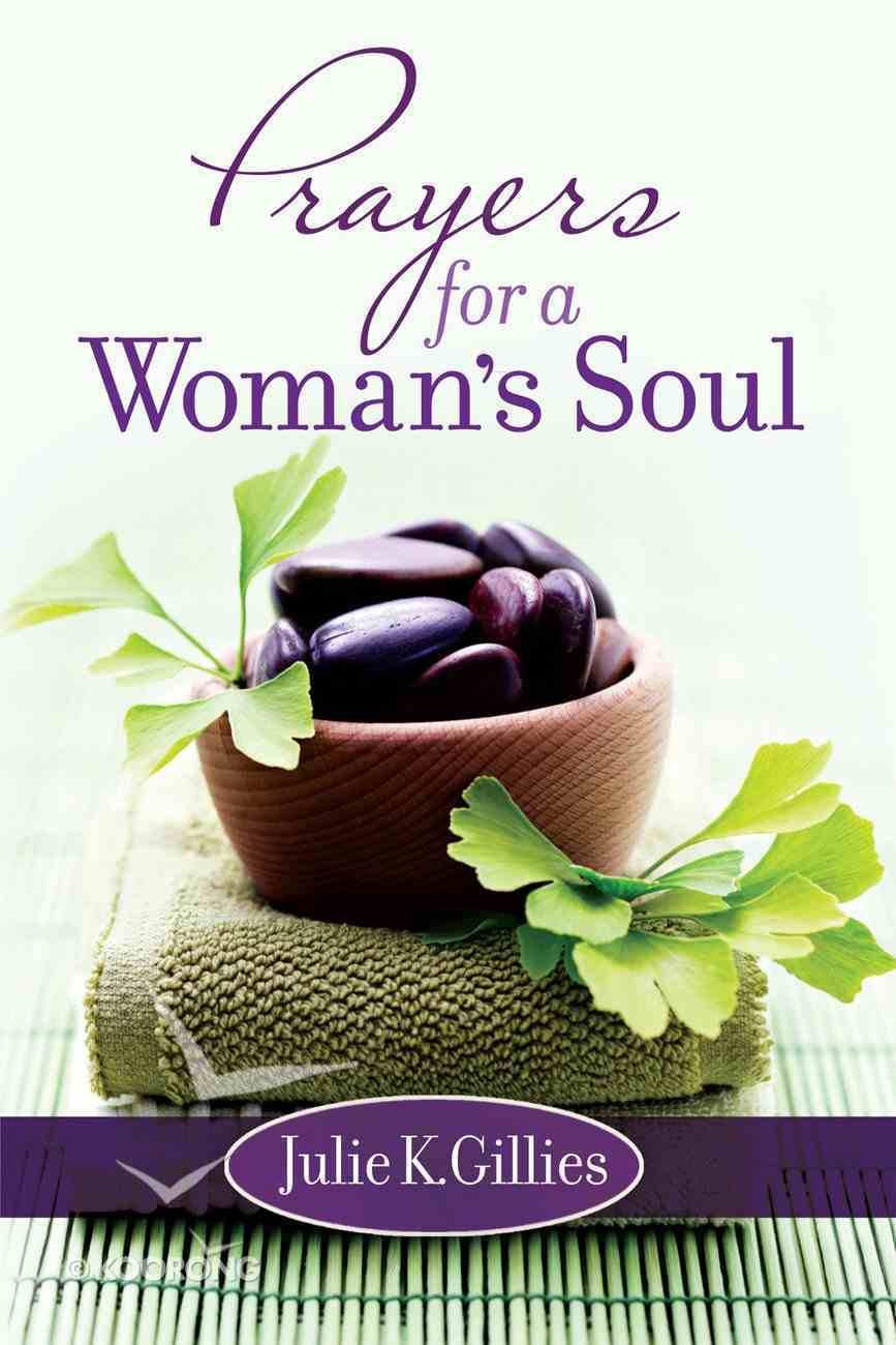 Prayers For a Woman's Soul eBook