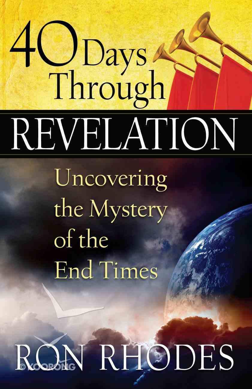 40 Days Through Revelation eBook