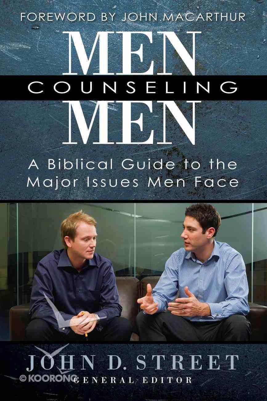 Men Counseling Men eBook