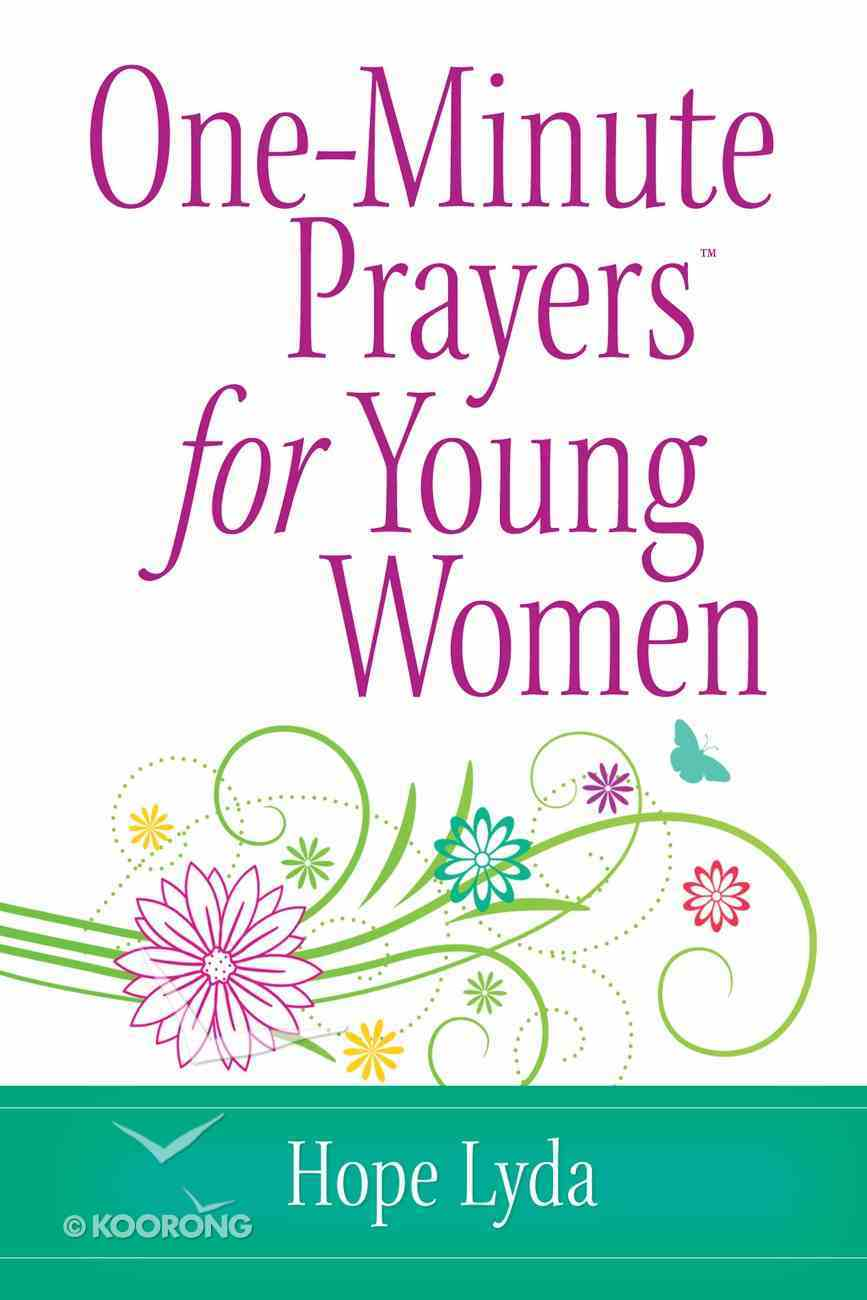 One-Minute Prayers For Young Women eBook