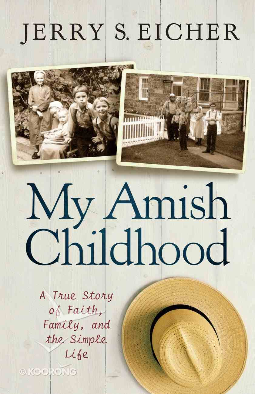 My Amish Childhood eBook