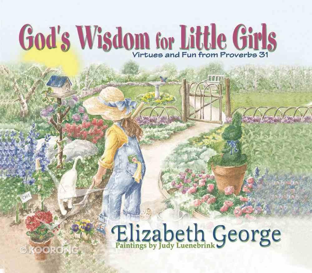 God's Wisdom For Little Girls eBook