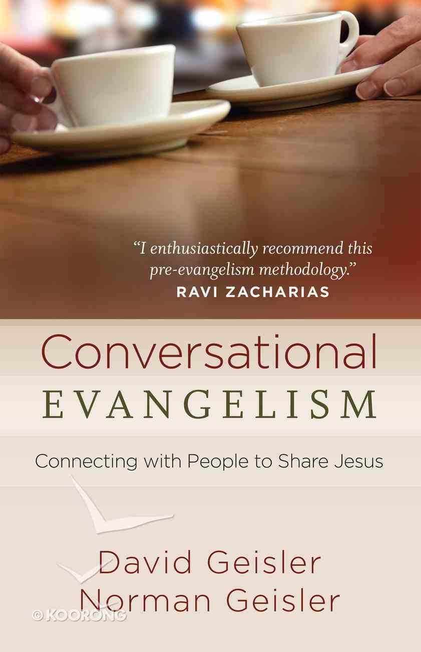 Conversational Evangelism eBook