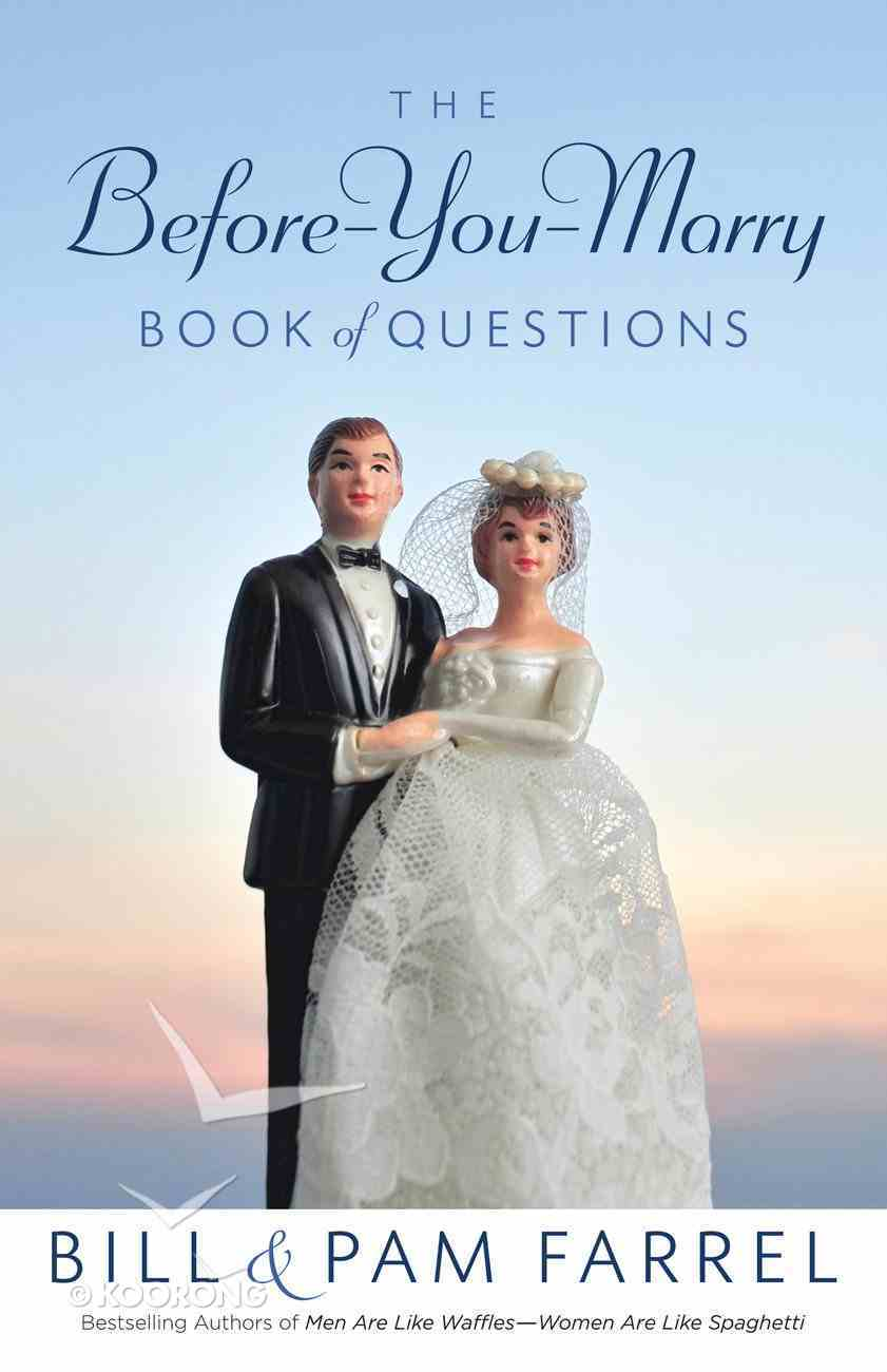 The Before-You-Marry Book of Questions eBook