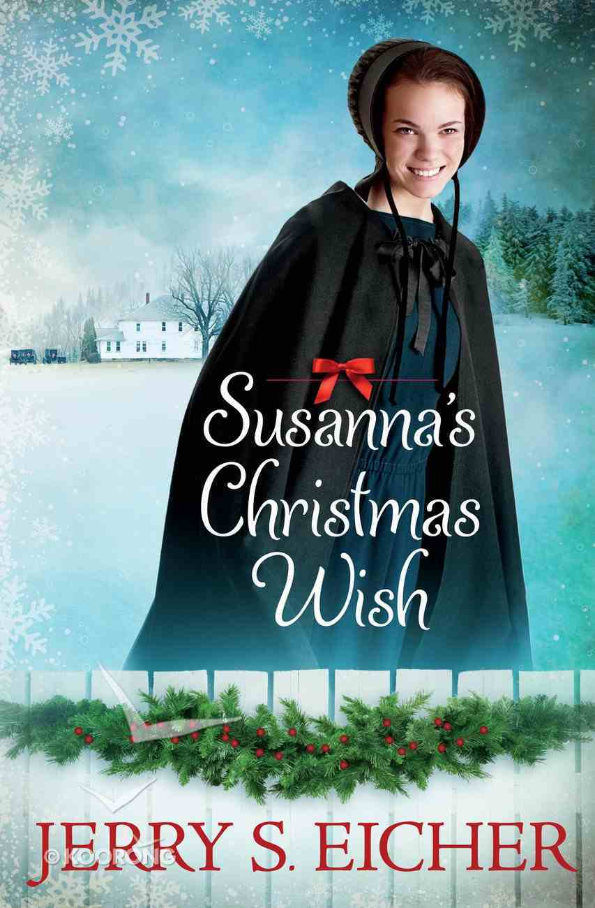 Susanna's Christmas Wish eBook