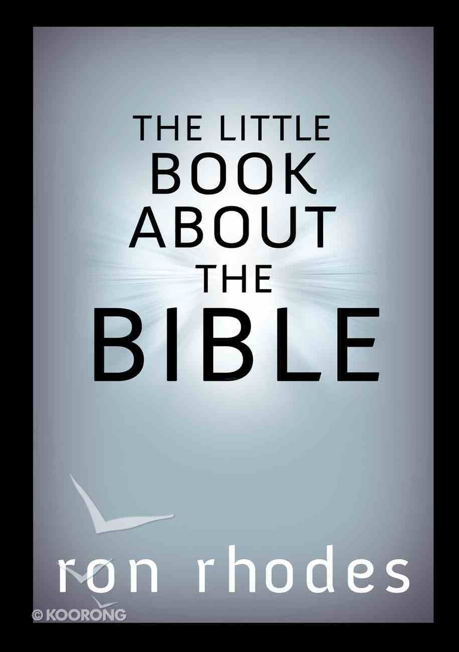 The Little Book About the Bible eBook
