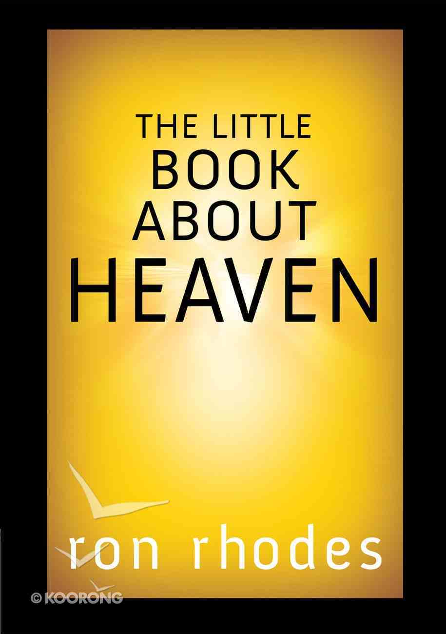 The Little Book About Heaven eBook