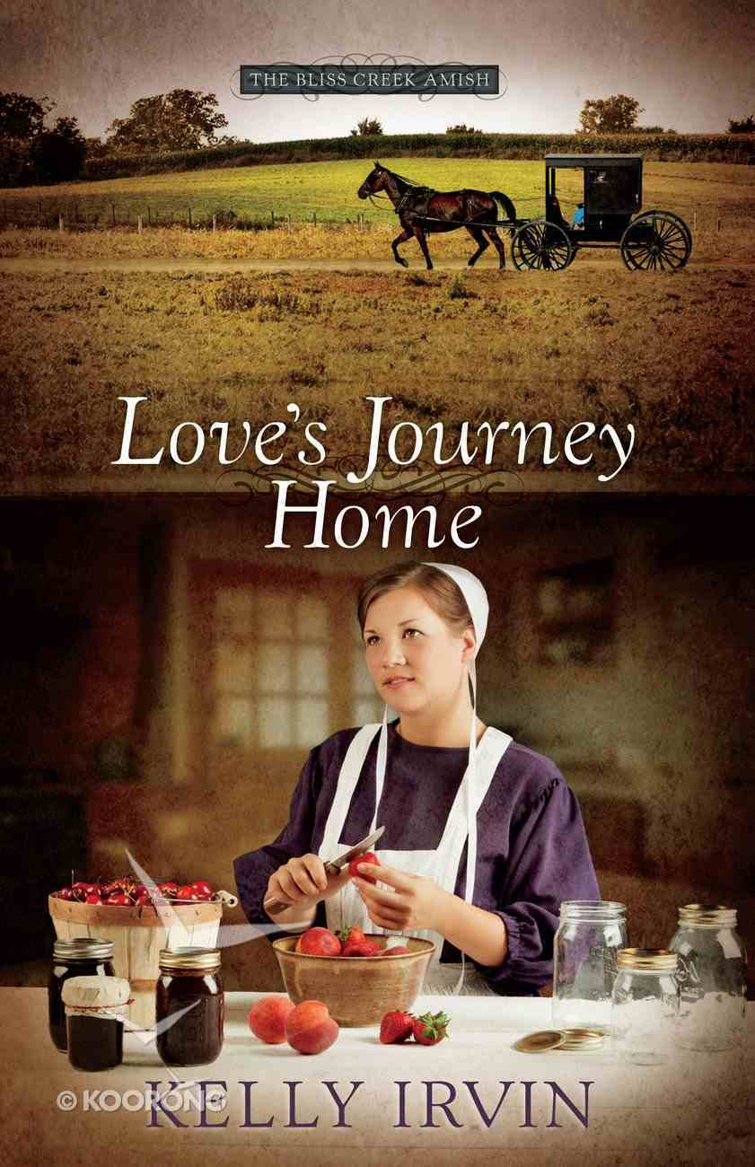 Love's Journey Home (#03 in The Bliss Creek Amish Series) eBook