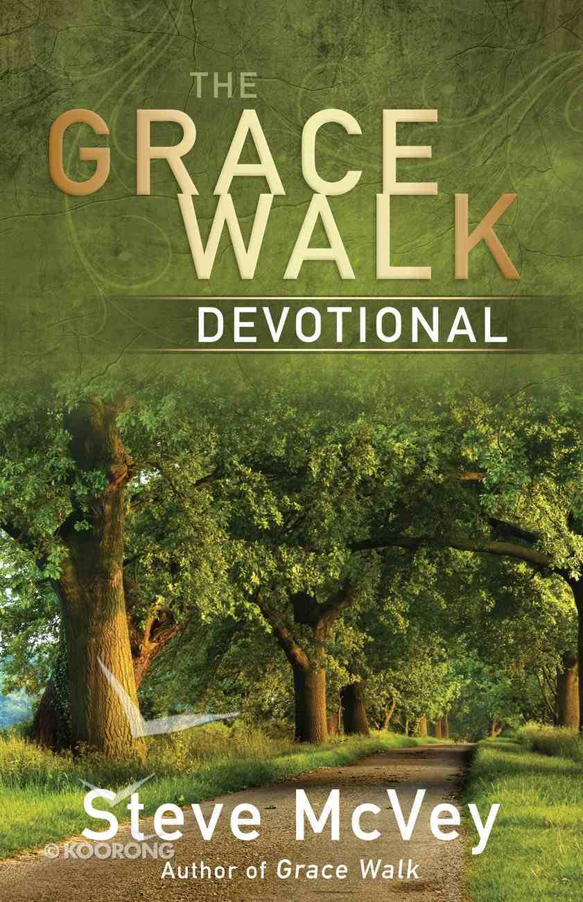 The Grace Walk Devotional eBook