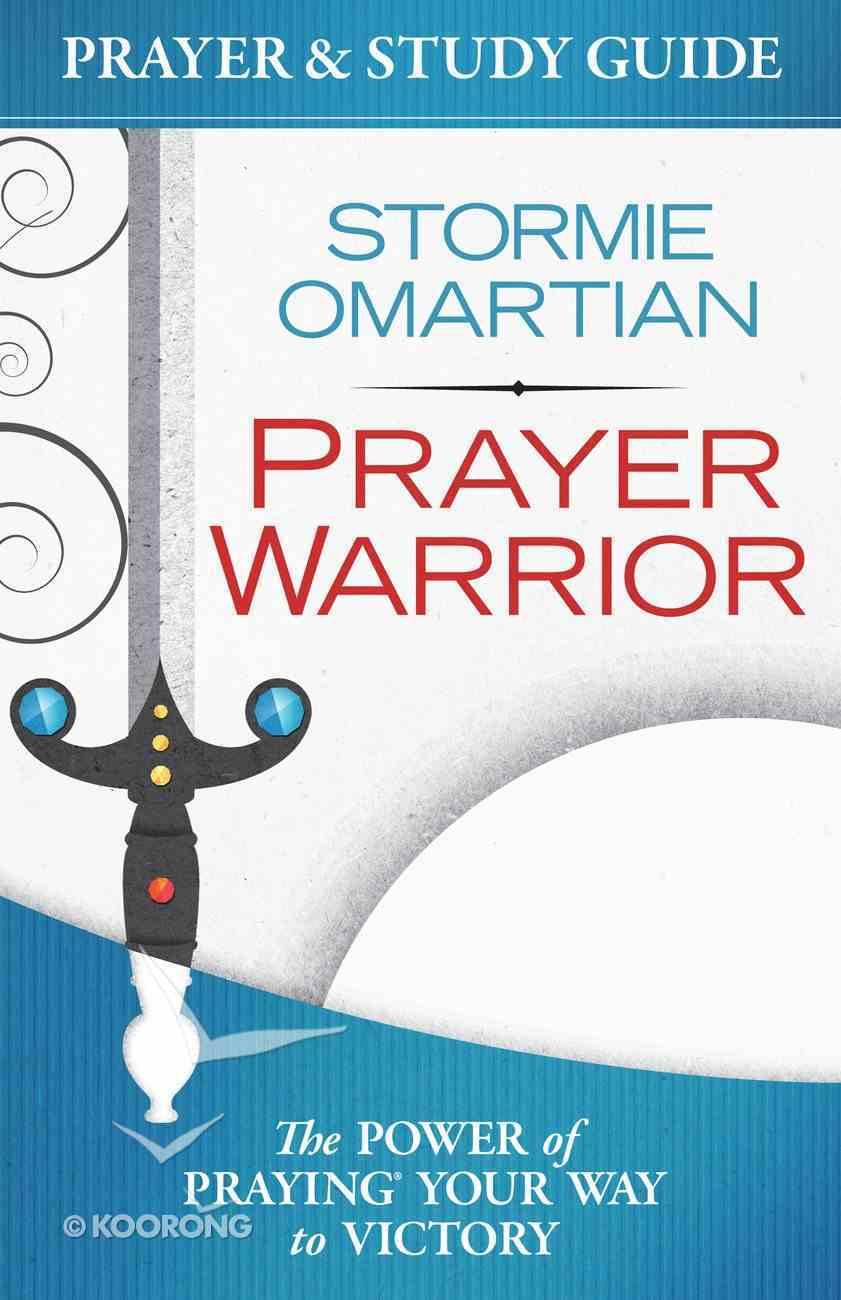 Prayer Warrior Prayer and Study Guide eBook