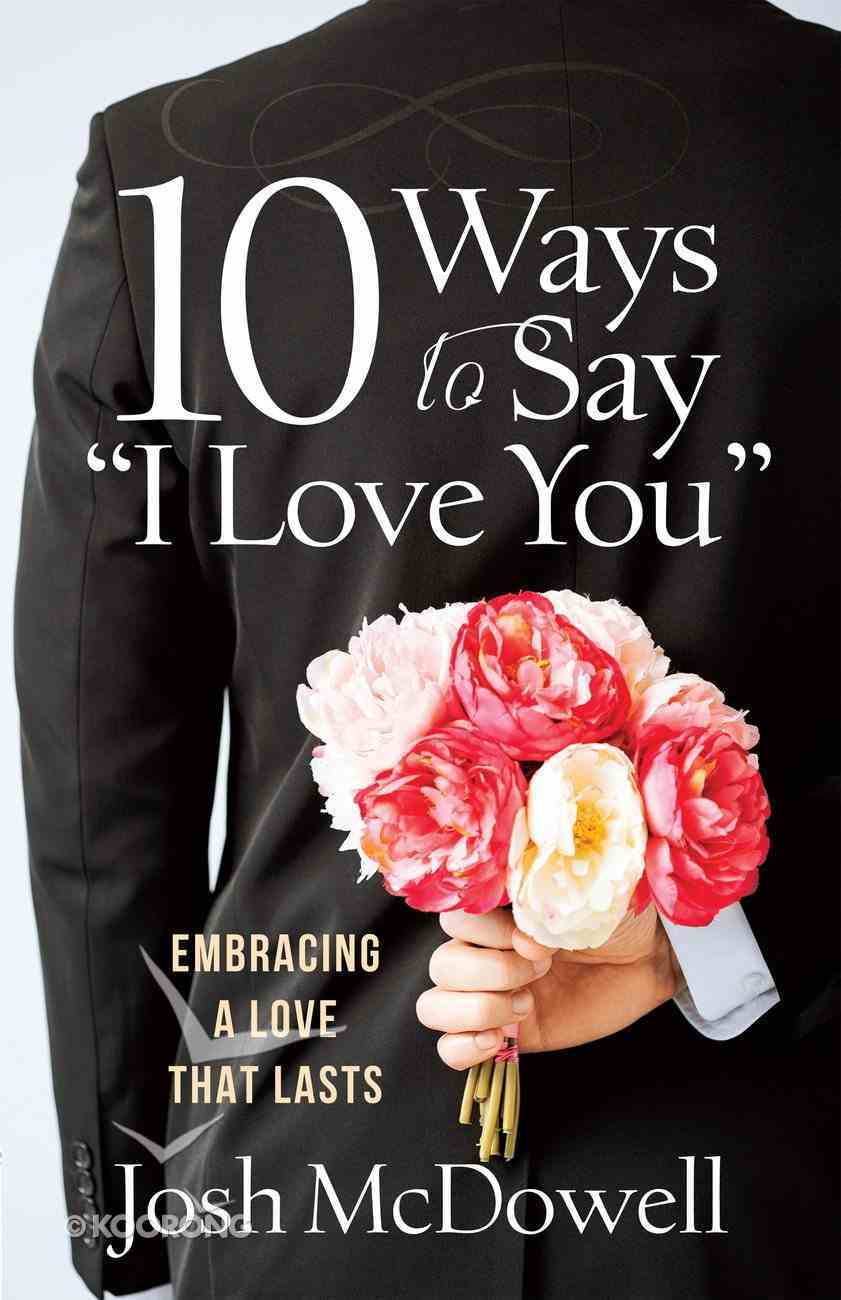 """10 Ways to Say """"I Love You"""" eBook"""