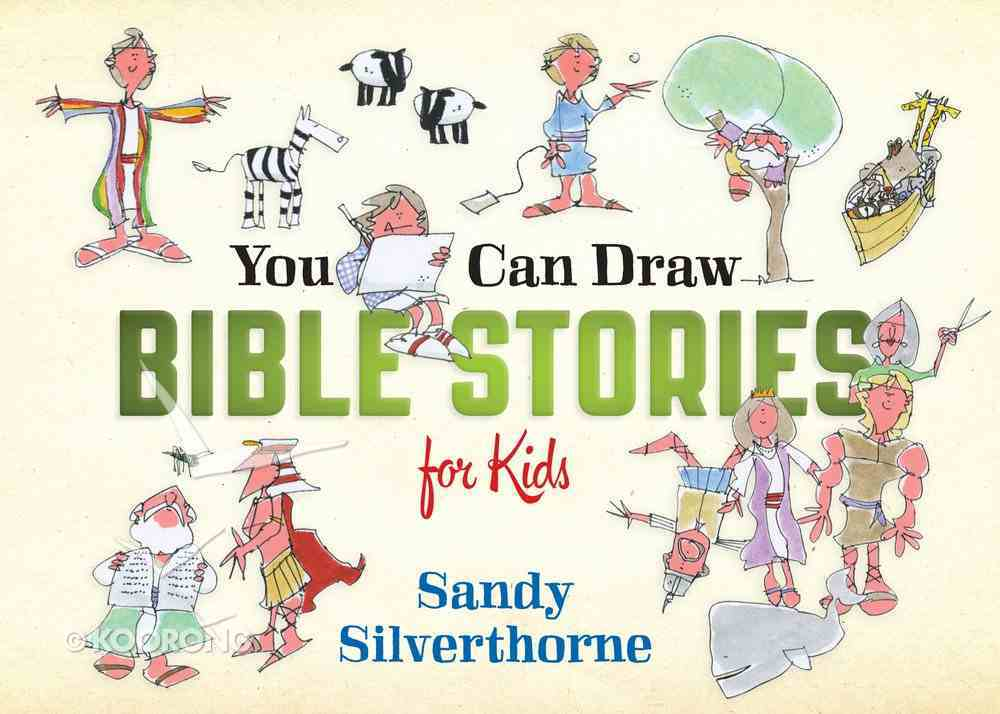 You Can Draw Bible Stories For Kids eBook