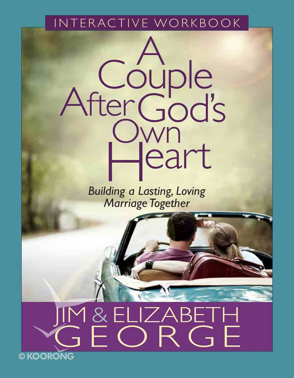 A Couple After God's Own Heart (Interactive Workbook) eBook