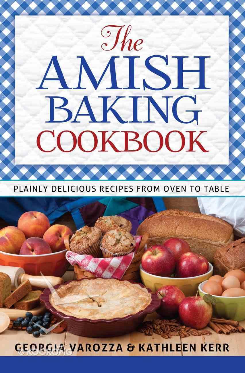 The Amish Baking Cookbook eBook