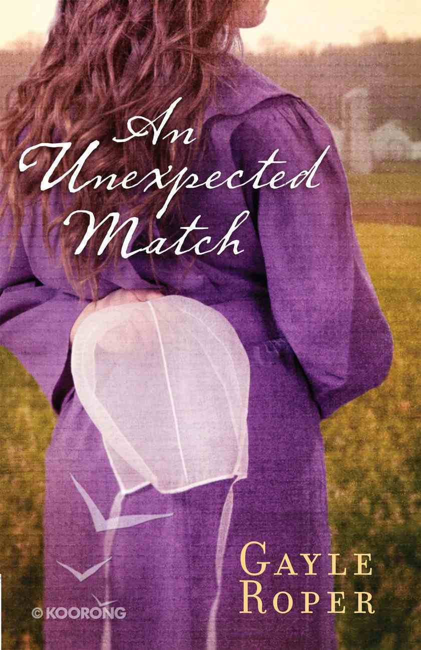 An Unexpected Match (#01 in Between Two Worlds Series) eBook
