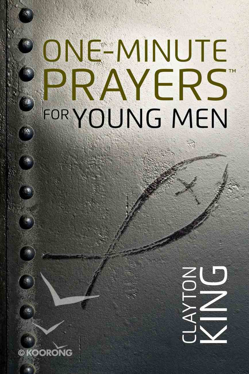 One-Minute Prayers? For Young Men eBook