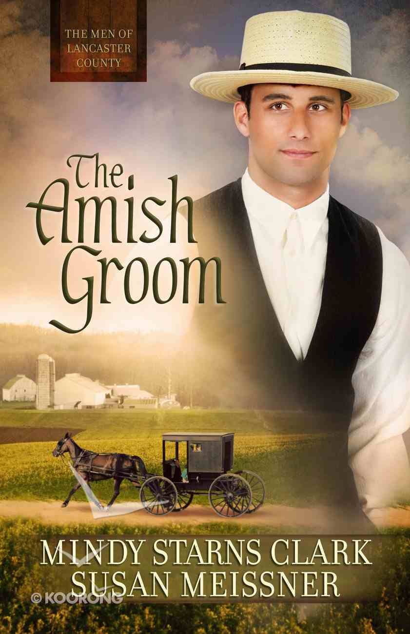 The Amish Groom (#01 in The Men Of Lancaster County Series) eBook