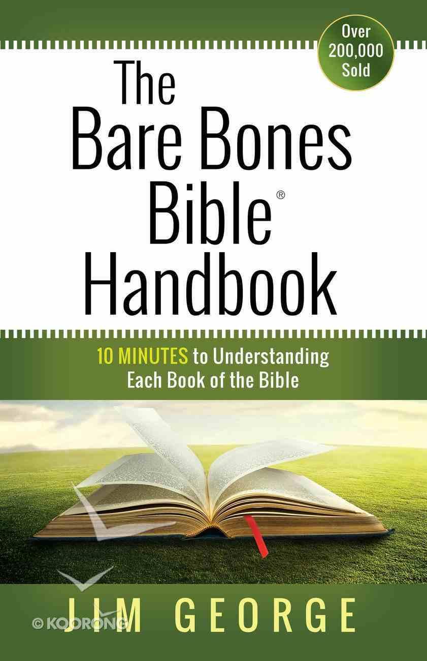 The Bare Bones Bible? Handbook eBook