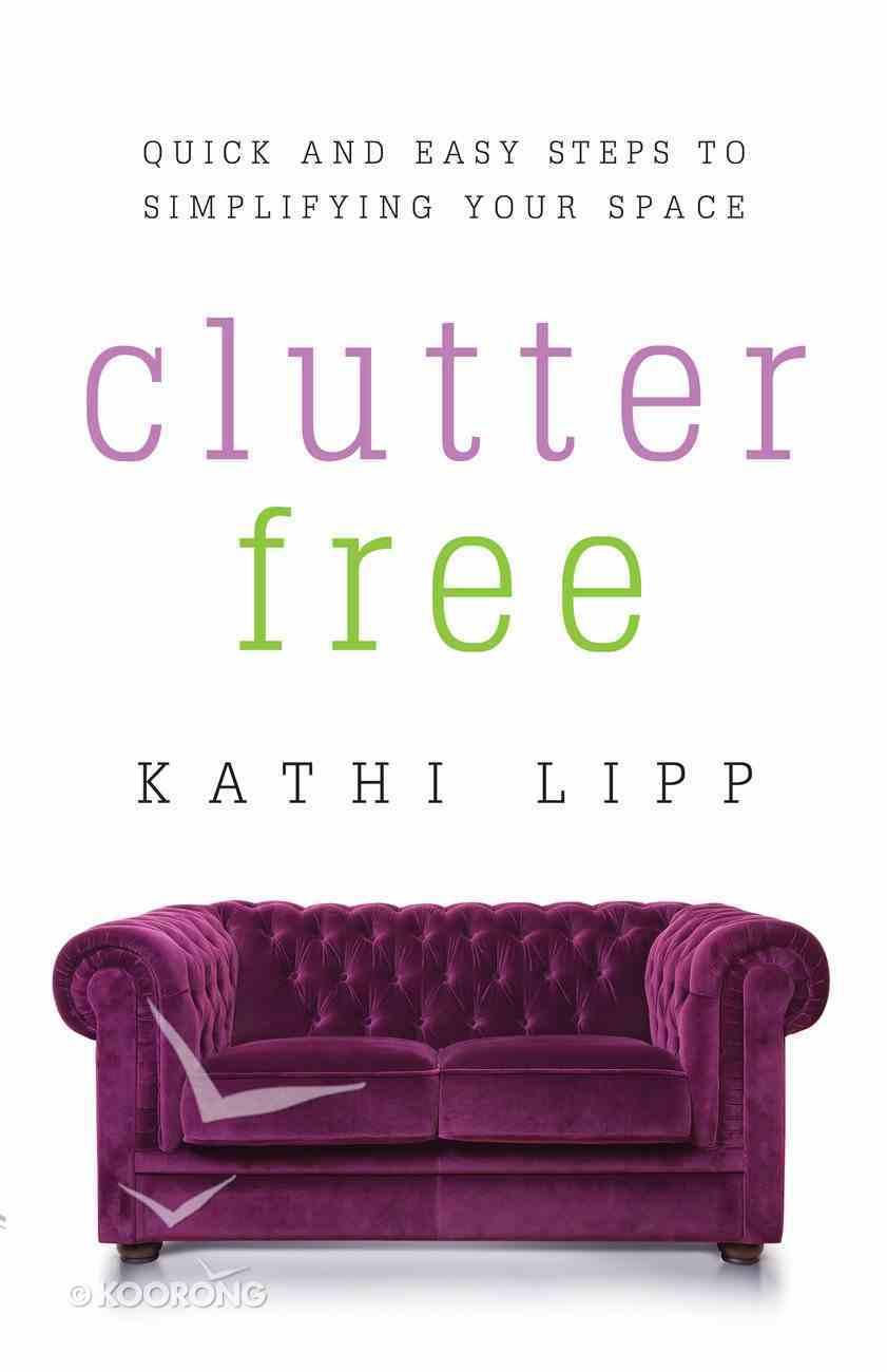 Clutter Free eBook